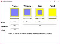 VMV WindowFrameTool